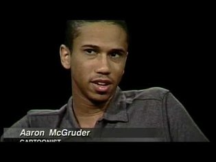 Aaron McGruder interview on The Boondocks (1999)