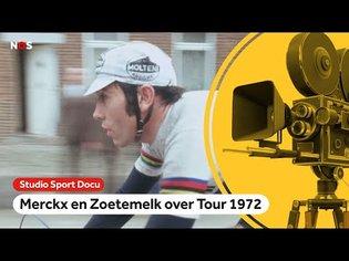 Merckx en Zoetemelk in kleur (1972)   Studio Sport Docu   NOS Sport
