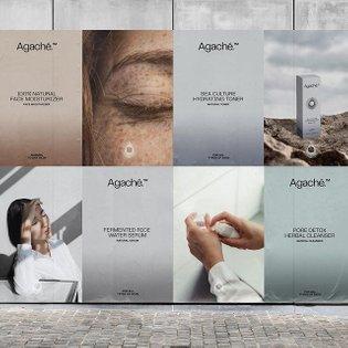 Agaché by @alphamarkdesign . . . . . . . . #branding #identity #logo #graphicdesign #design #minimalism #mark #logotype #vi...