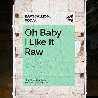 @rapscallion_soda by @freytaganderson today on Visual Journal - #branding #identity #logo #graphicdesign #design #minimalism...