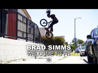 FITBIKECO. - BRAD SIMMS: WELCOME TO FIT