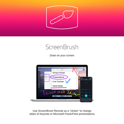 ScreenBrush