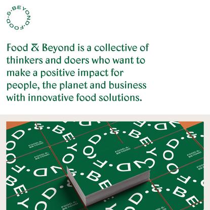 Food & Beyond