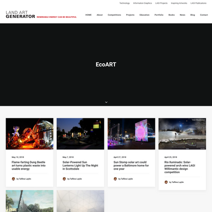 EcoART Archives — Land Art Generator