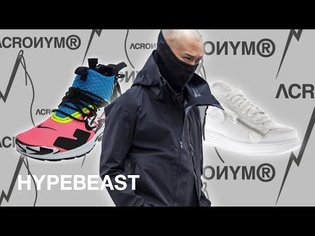 The Brand That Sparked A Techwear Obsession | Behind the HYPE: ACRONYM