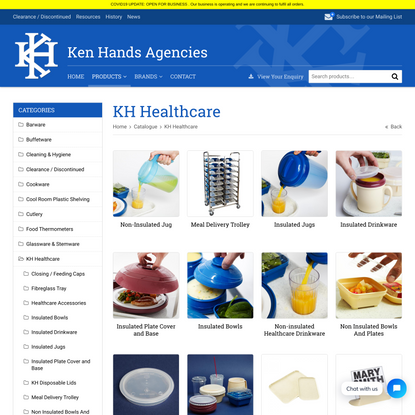 KH Healthcare - KHA Hospitality Importer & Wholesaler