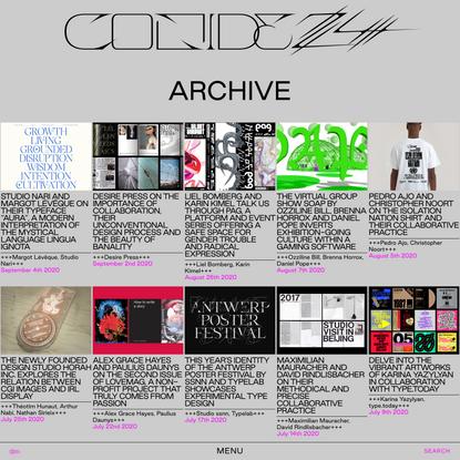Archive - collide24