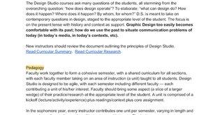 Design Studio Teaching Guide