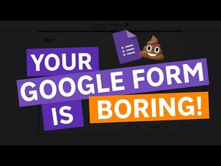 Google Forms Advanced (Custom Design with CSS) 2020