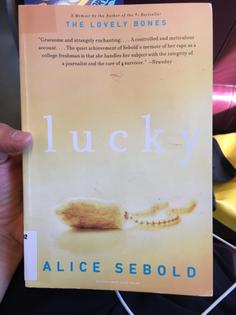 Lucky, Alice Sebold