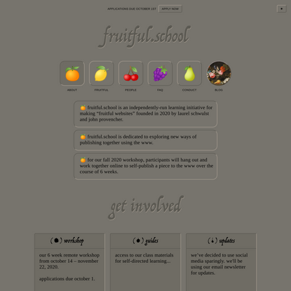 Fruitful School