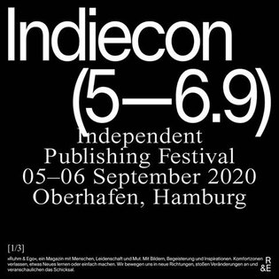 Last year I started a magazine with @sophia.weider , now we are at @indiemags , an Independent Publishing Festival in Hambur...