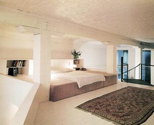 Rosalind Krauss's Bedroom