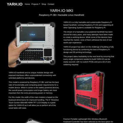 yarh-io