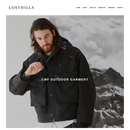 COMFY | LOSTHILLS