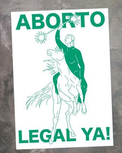 El aborto será legal, será ley! Ni una mujer menos, derecho para decidir. Empieza el conteo. #abortolegalya Podes descarga...