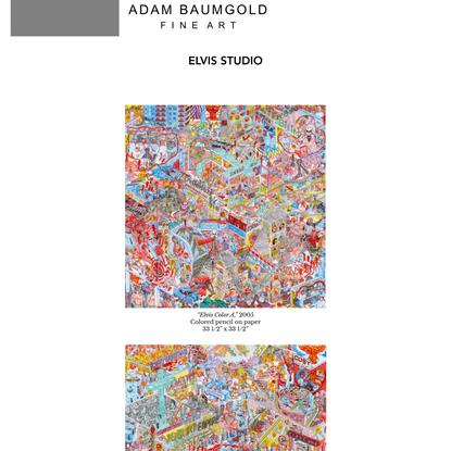 Elvis Studio | Adam Baumgold FA