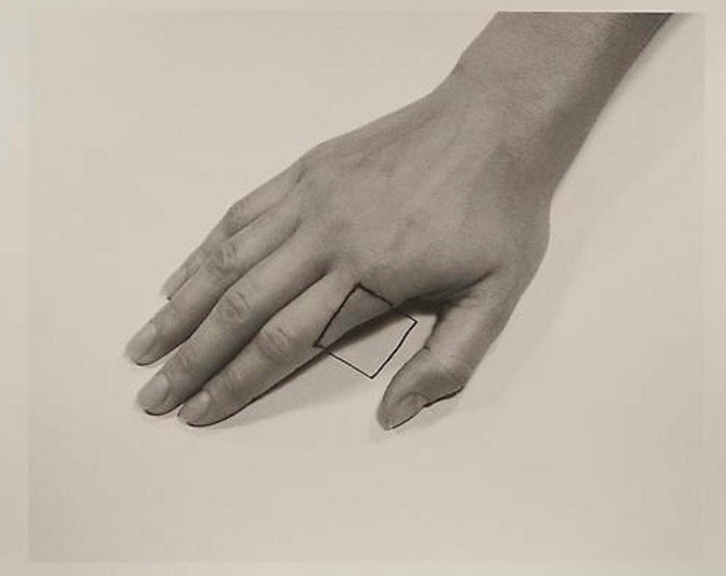 Liliana Porter, The Square, 1973