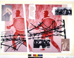 GAVIN JANTJES - FREEDOM HUNTERS (1977)