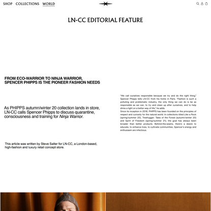 LN-CC EDITORIAL FEATURE