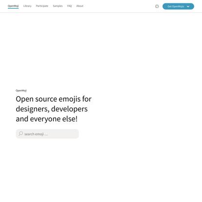 OpenMoji