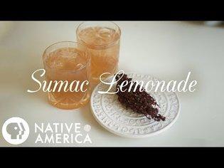 How To Make Sumac Lemonade | Native America | PBS Food