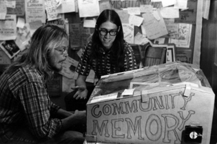 Community Memory, Leopolds Records Terminal