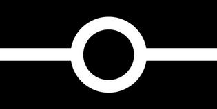 Biometric passport symbol