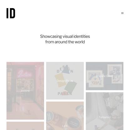 Identity Designed | a brand identity showcase