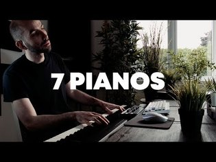 Playing ALL 7 pianos by Native Instruments
