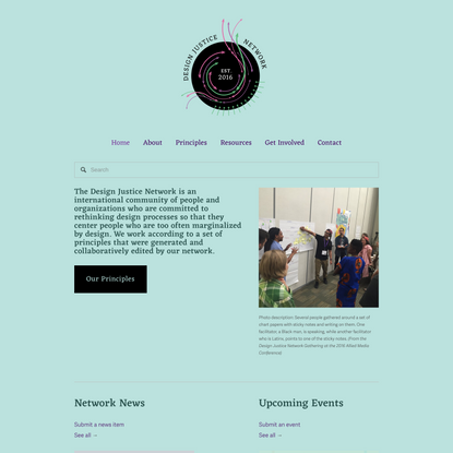 Design Justice Network