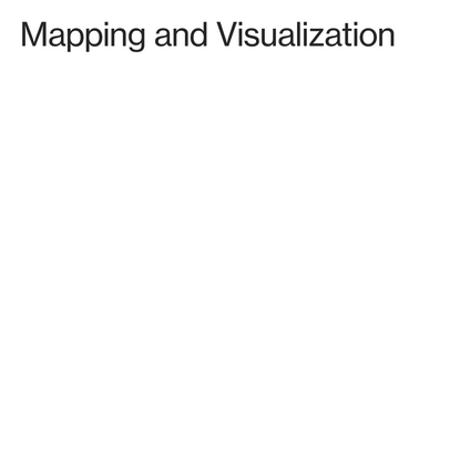 Mapping-and-Visualization — Scott Reinhard Graphic Design and Cartography