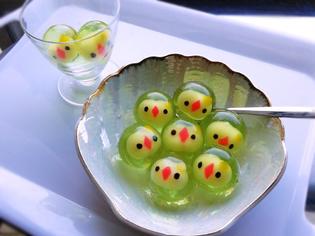 uniran-chan jelly ball