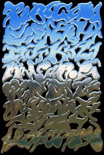 alphabet 2020 by SPACEHEADTR