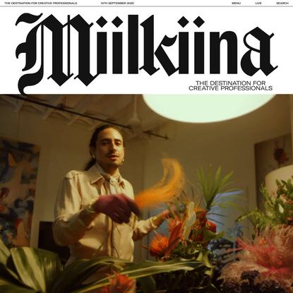 Homepage - Miilkiina