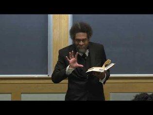Cornel West - The Historical Philosophy of W.E.B. Du Bois - Class