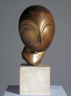 Constantin Brancusi, Danaïde (1918)