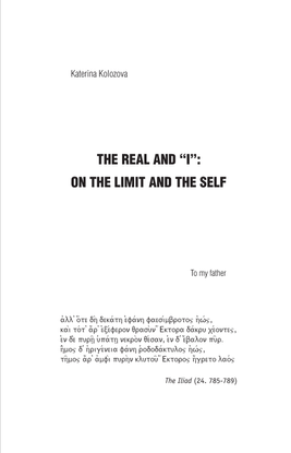 Kolozova-Katerina-Real-and-I-Limit-and-Self.pdf