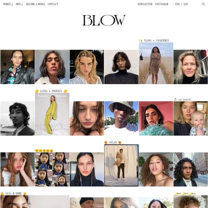Blow Models