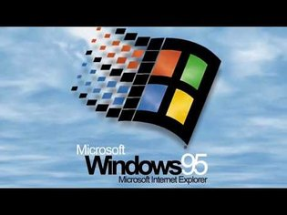 (HQ) Windows 95 Startup Sound - Brian Eno - The Microsoft Sound