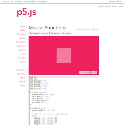examples   p5.js