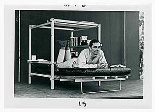 Living Cube, Ken Isaacs, 1974