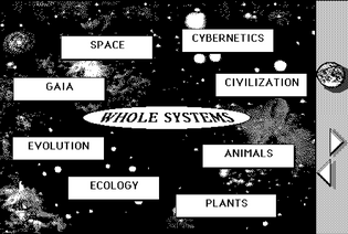 Electronic Whole Earth Catalog - Whole Systems (1988)