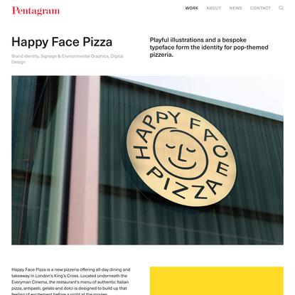 Happy Face Pizza — Story