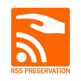 rss preservation logo