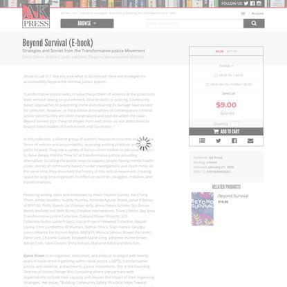 Beyond Survival (E-book)