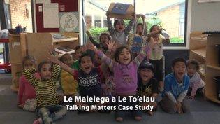 Talking Matters: Talanoa Ato