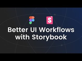 Intro to Storybook for React with Figma - [React Storybook Tutorial]