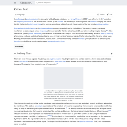 Critical band - Wikipedia