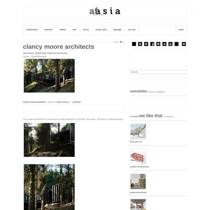 Clancy Moore Architects_Slievebawnogue